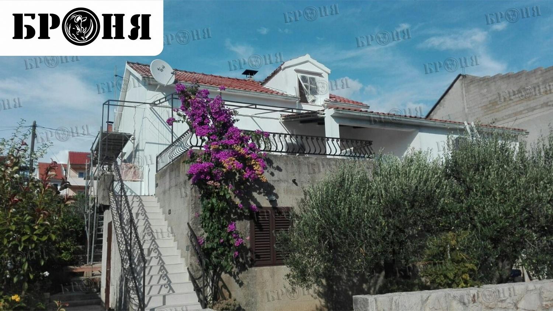 Хорватия. Утепление фасада частного домовладения