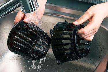 Соковыжималка Hurom H-100: простое мытьё