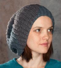 Свободная шапка бини