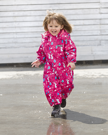 Комбинезон Premont Весна-Осень Маленький Нуттала S18103 купить в интернет-магазине Premont-shop!