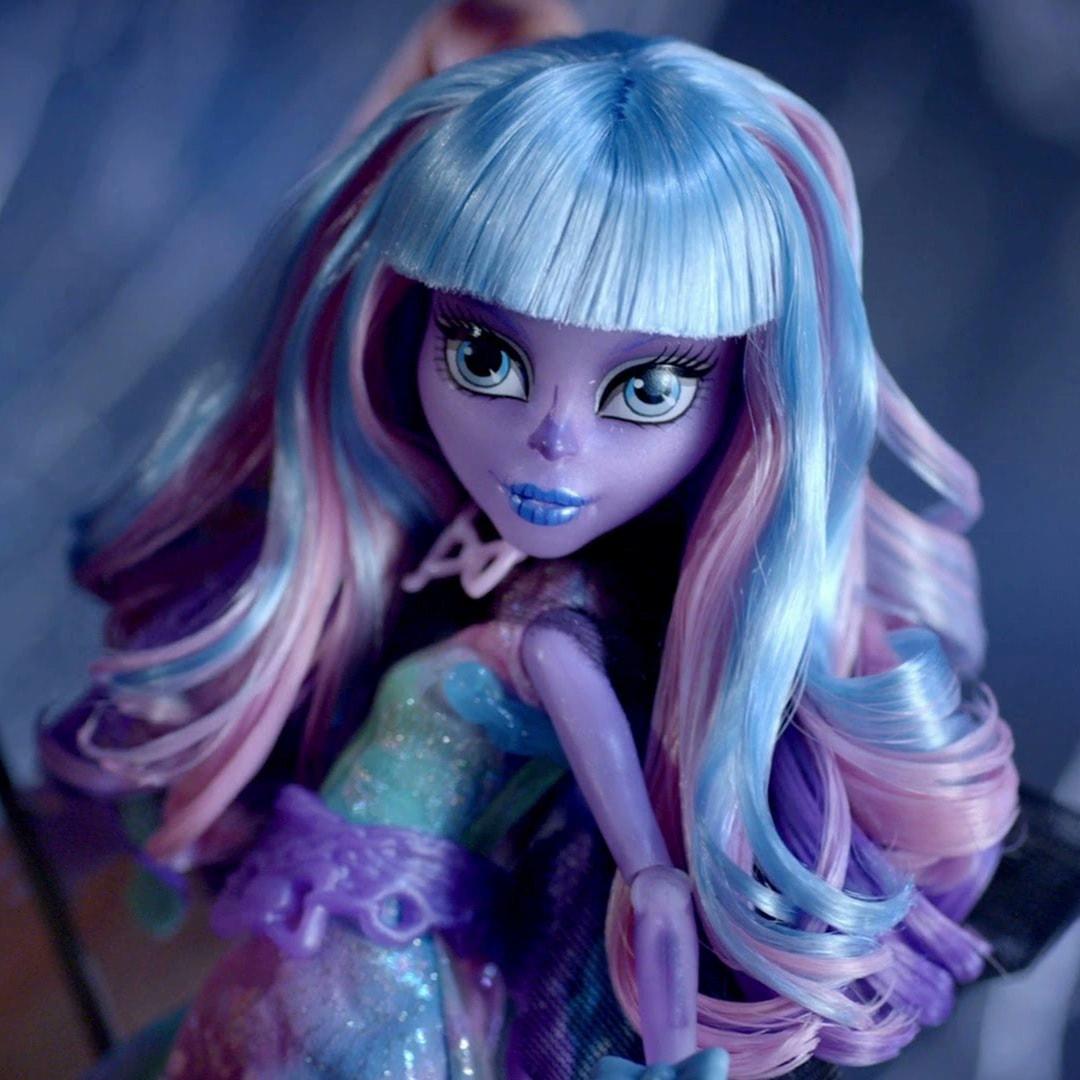 Монстер хай призрачно картинки кукол