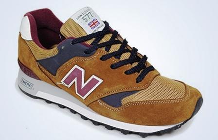 Модели New Balance (Нью Баланс)577 на широкую ногу