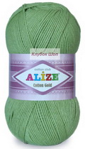 Cotton Gold Alize