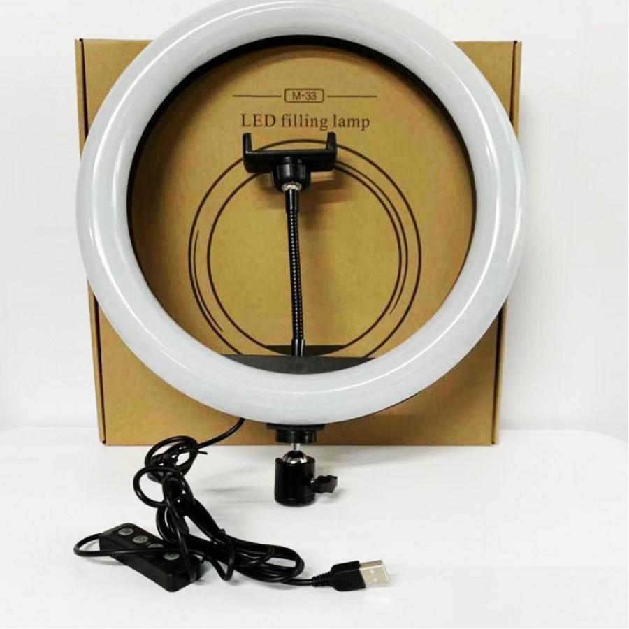 Кольцевые лампы - Кольцевая лампа Led Filling Lamp M-33