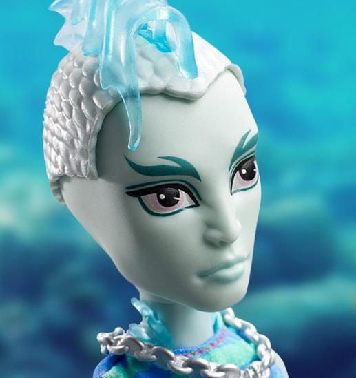 Кукла Гил Веббер, Monster High