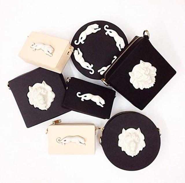 кожаные сумки от ANDRES GALLARDO в новом чёрном цвете