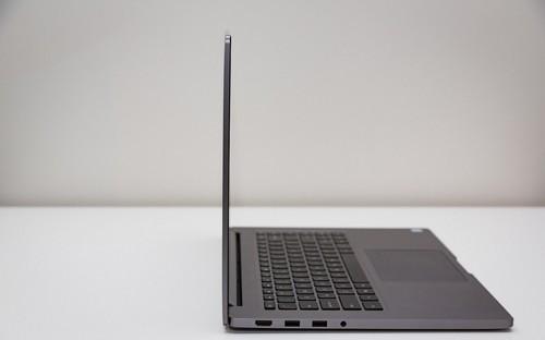 Дизайн ноутбука Xiaomi Notebook Pro GTX