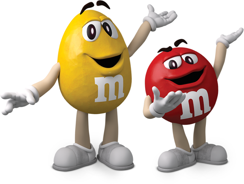 ПерсонажиM&M's