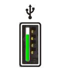 USB powered
