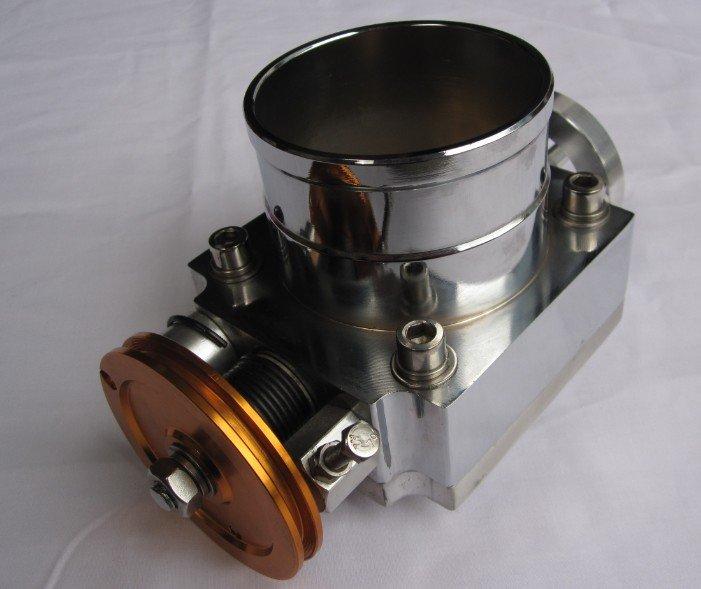 Дроссельная заслонка увеличенного диаметра 100 мм
