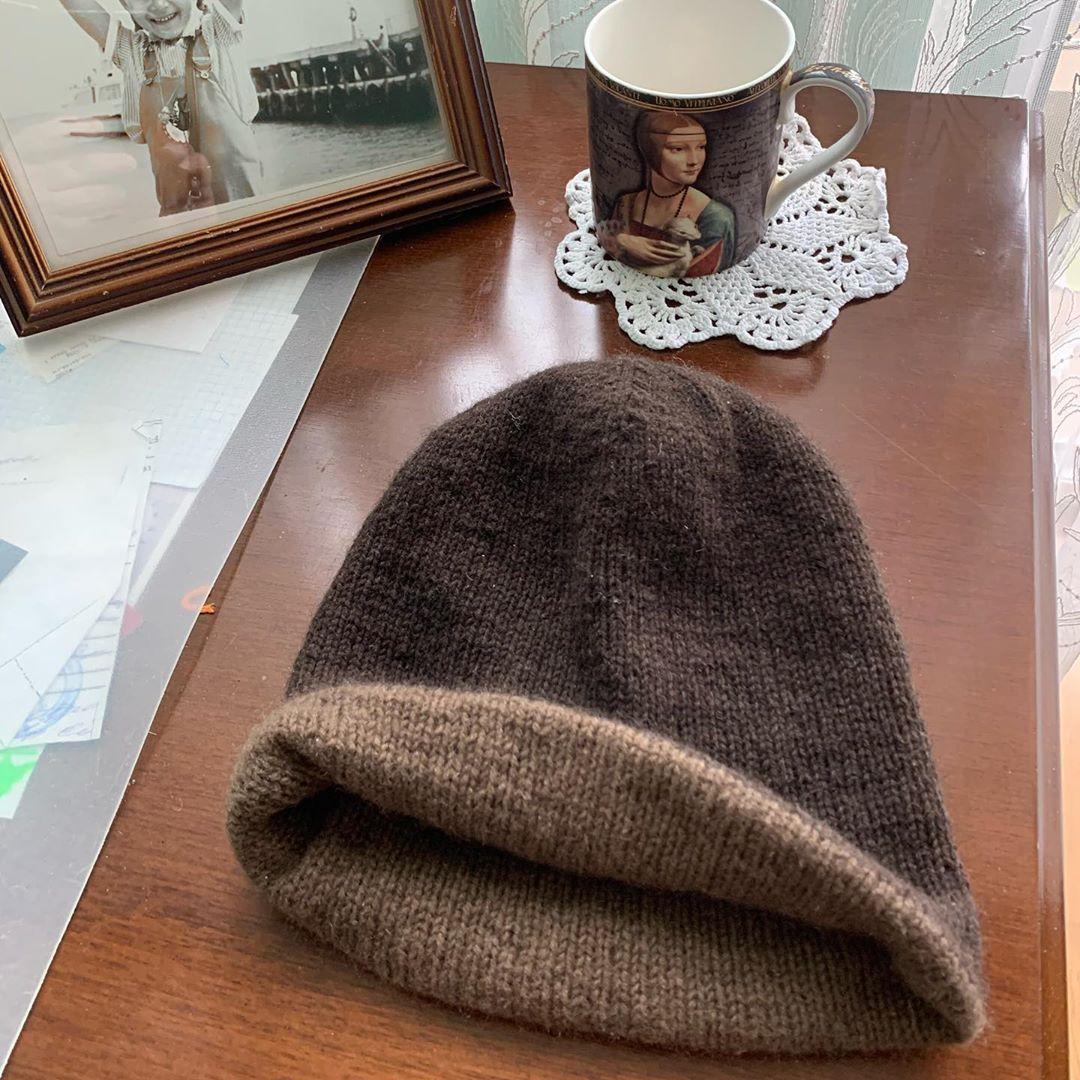 шапка из пуха яка от сарлаг