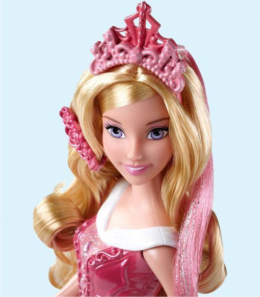 Кукла Аврора из Спящая красавица - серия Модные прически