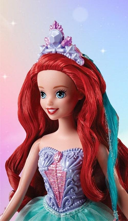 Кукла Ариэль - серия Модные прически