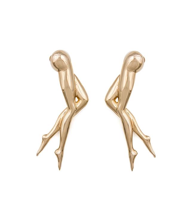 Серьги Little Legs от Schield
