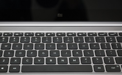 Стиль ноутбука Xiaomi Notebook Pro GTX