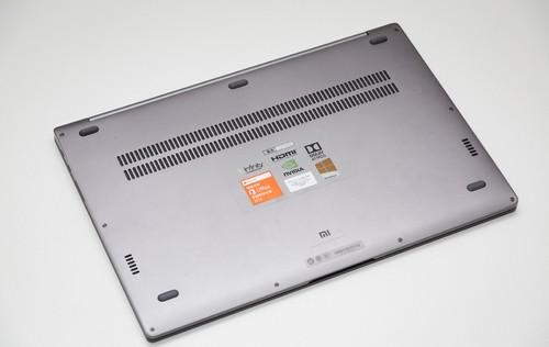 Охлаждение ноутбука Xiaomi Notebook Pro GTX