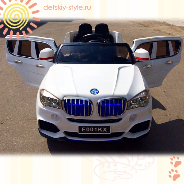 электромобиль river toys bmw x5 е001кх, купить, цена, электромобиль бмв x5, детский электромобиль e001kx, заказ, заказать, стоимость, бесплатная доставка, доставка по россии, отзывы, видео, видео обзор, официальный дилер