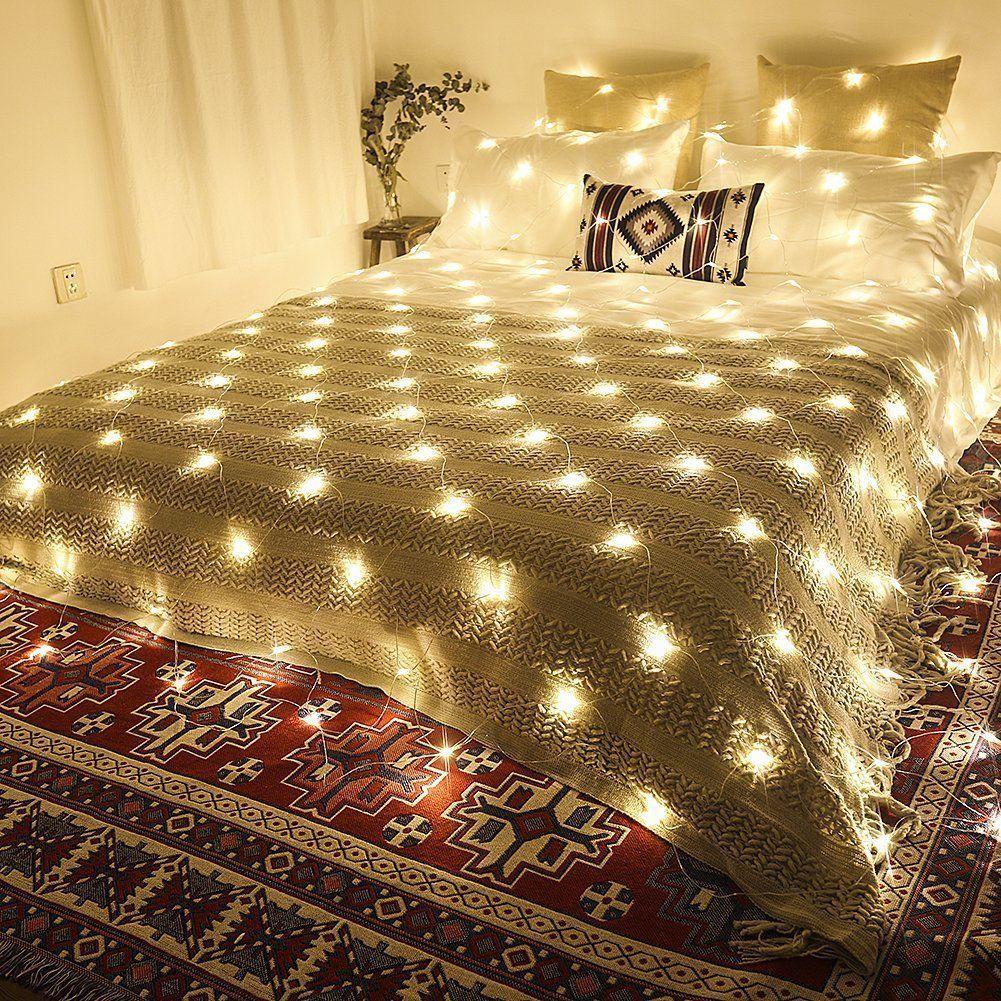 Сеть гирлянда 2 метра на 3 метра 420 светодиодов