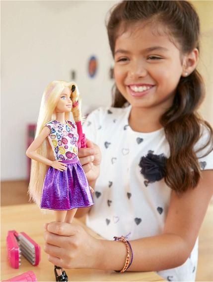 Кукла Барби из серии Стильная прическа