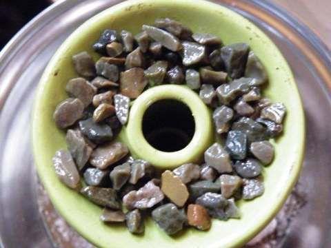Специальная чашка для камней