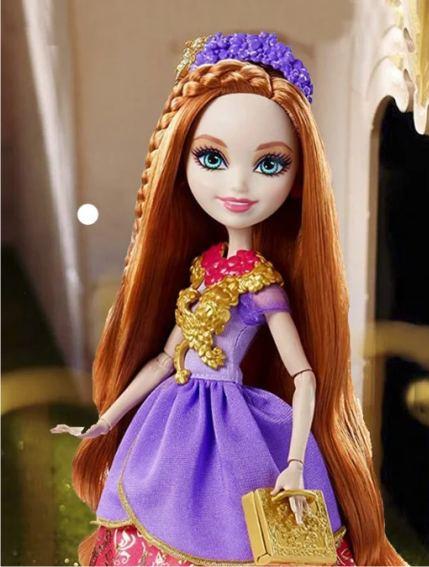 Кукла Холли О'Хэйр  из коллекции Могущественные принцессы