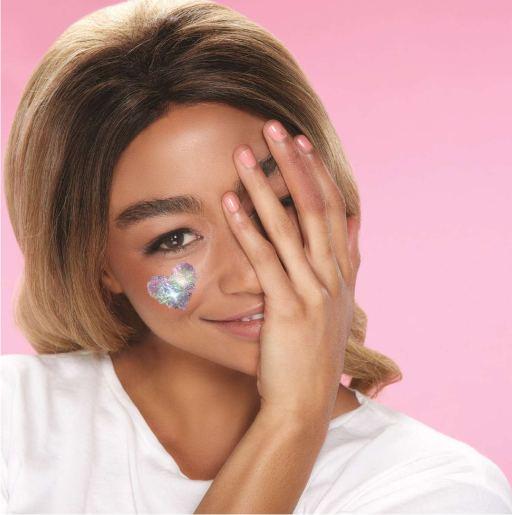 Брелок-сюрприз косметики для девочки