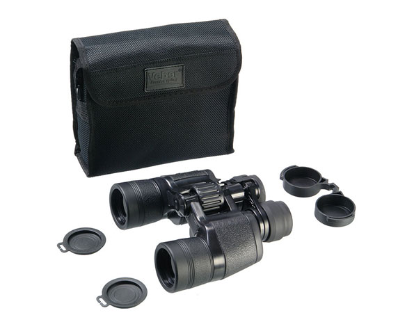 Комплект поставки бинокля Veber zoom 7-15x35