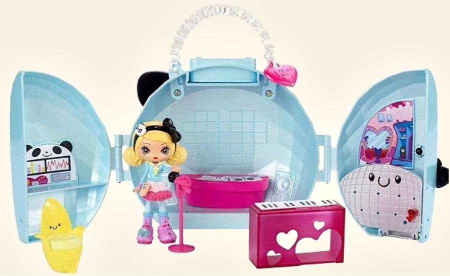 Кукла Джи Набор-сумочка серия Куу Куу Харадзюку