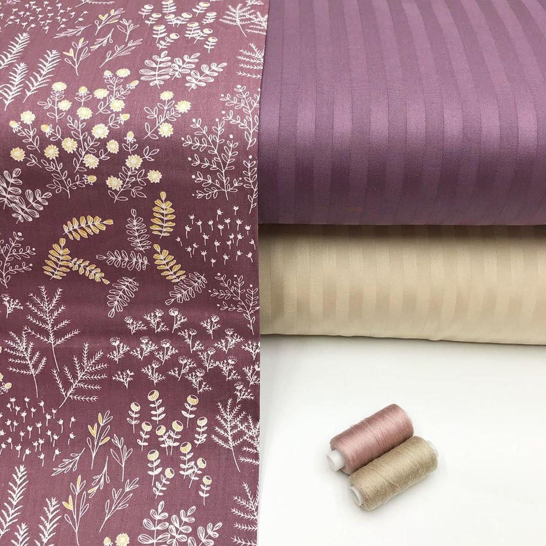 Купить ткань для постельног белья в интернет магазине