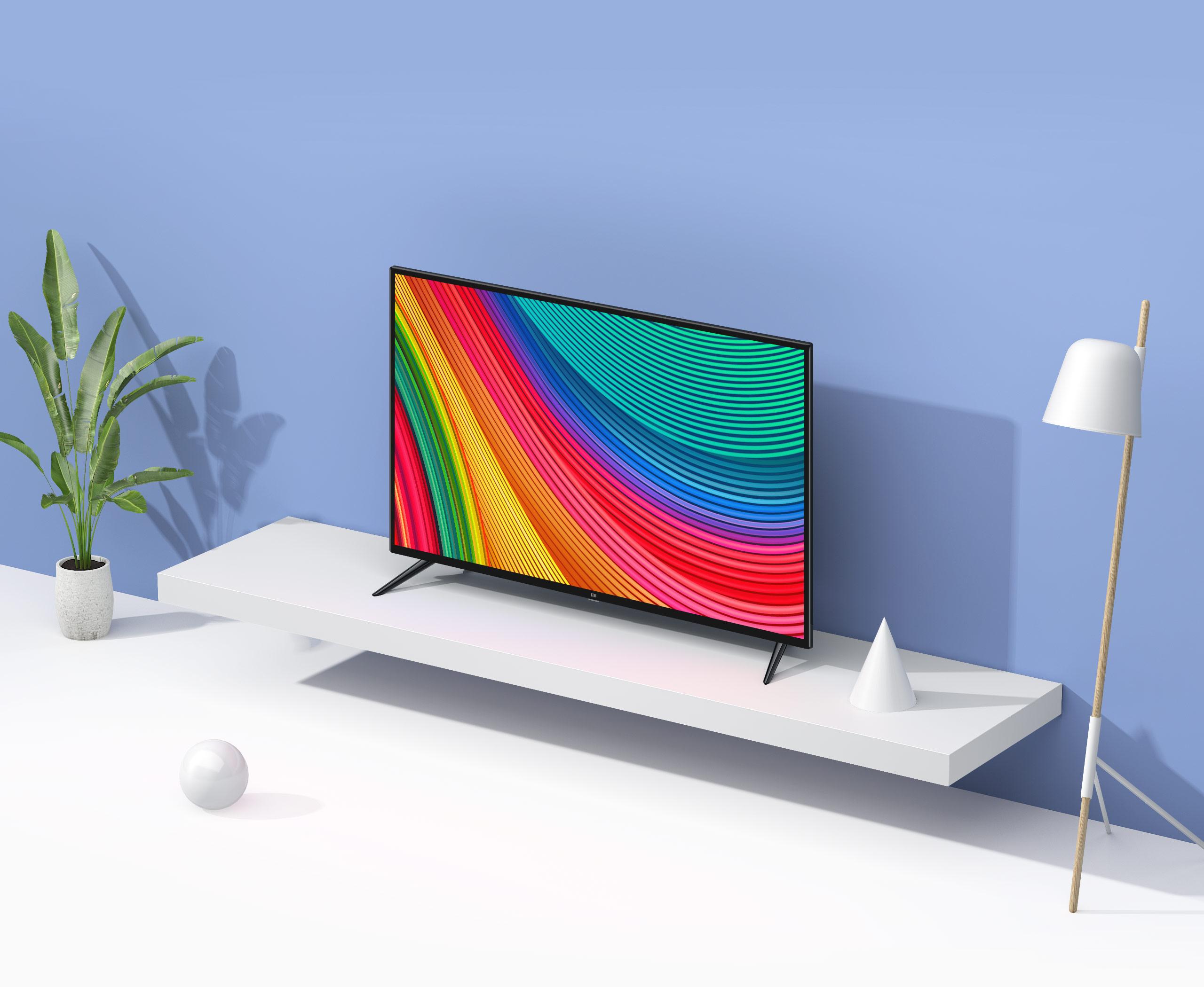 """Телевизор Xiaomi Mi TV 4S 32"""" Google + рус.яз"""