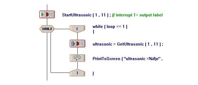 Пример программы easyC