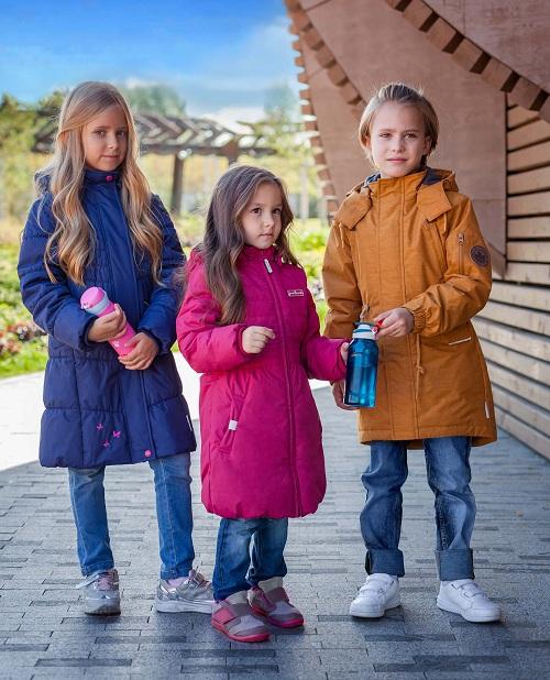 Детская парка Premont для мальчиков Пустыня Осойос Sp92401 в магазине Premont-shop