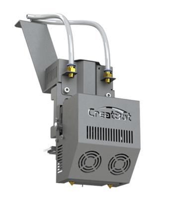 Умная двух-экструдерная система Dual-Hotend
