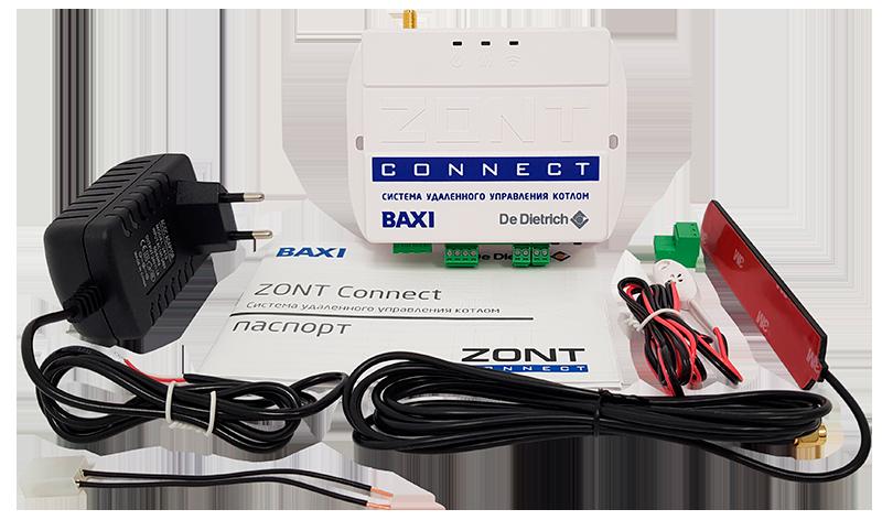 Baxi ZONT CONNECT