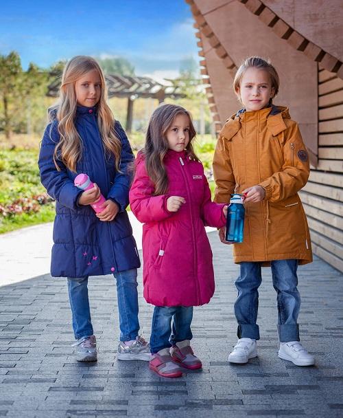 Детское пальто Premont для девочек Таинственный Эверглейдс SP91603 в магазине Premont-shop