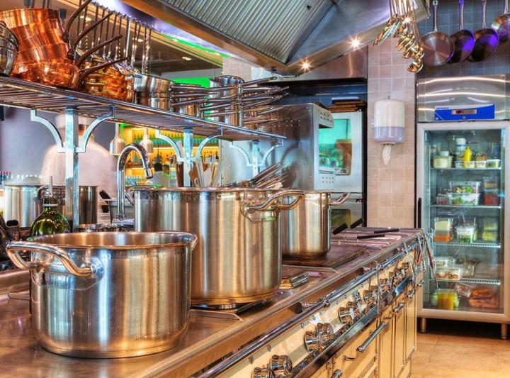 Автоматизация минимизирует посещение кухни официантами и администрацией