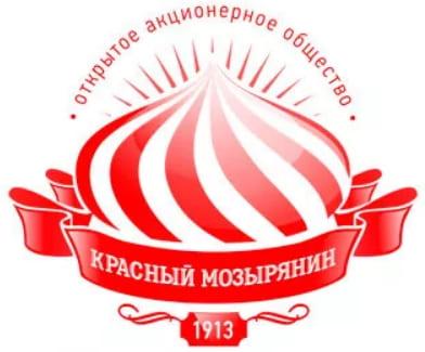 Красный мозырянин - товарный знак