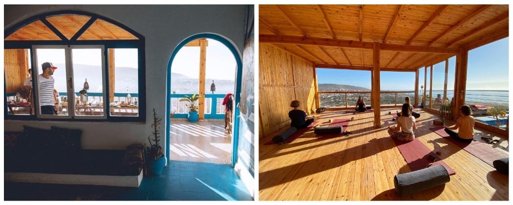 Уютный серф-дом в Марокко