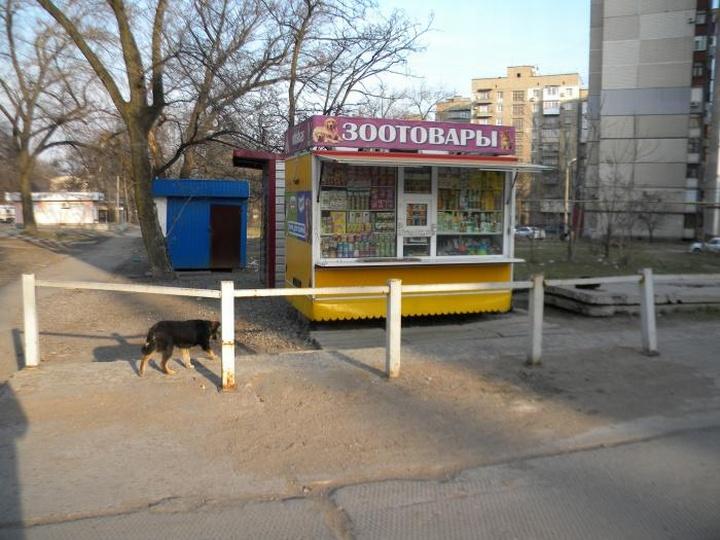 Небольшой киоск в проходном месте может приносить доход, как целый магазин