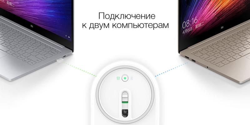 Мышь Xiaomi Mi Mouse Gold Bluetooth