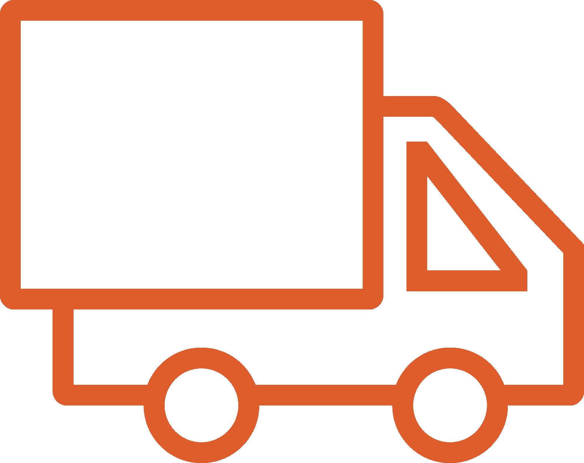 Доставка в день поступления заказа на склад