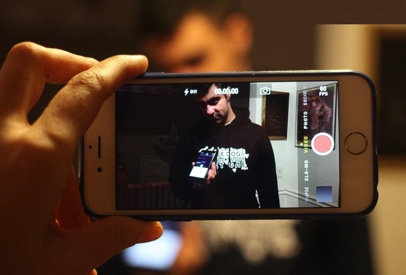 видео на телефон