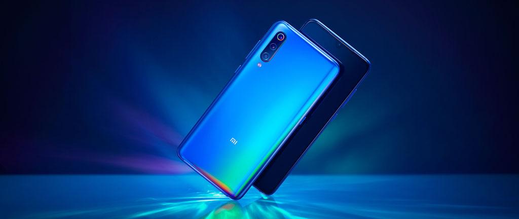 Смартфон Xiaomi Mi 9 синий