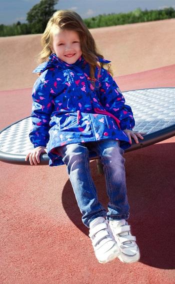 Парка Premont Весенняя Вильсония SP91402 для девочек в магазине Premont-shop