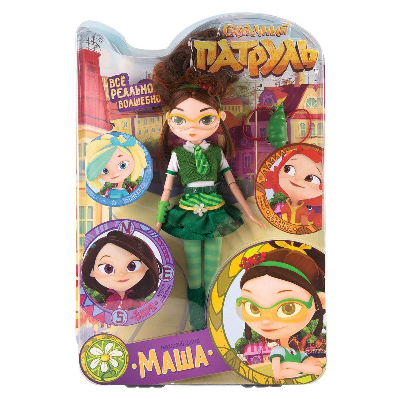 Упаковка с куклой Машей (Сказочный патруль) - фото