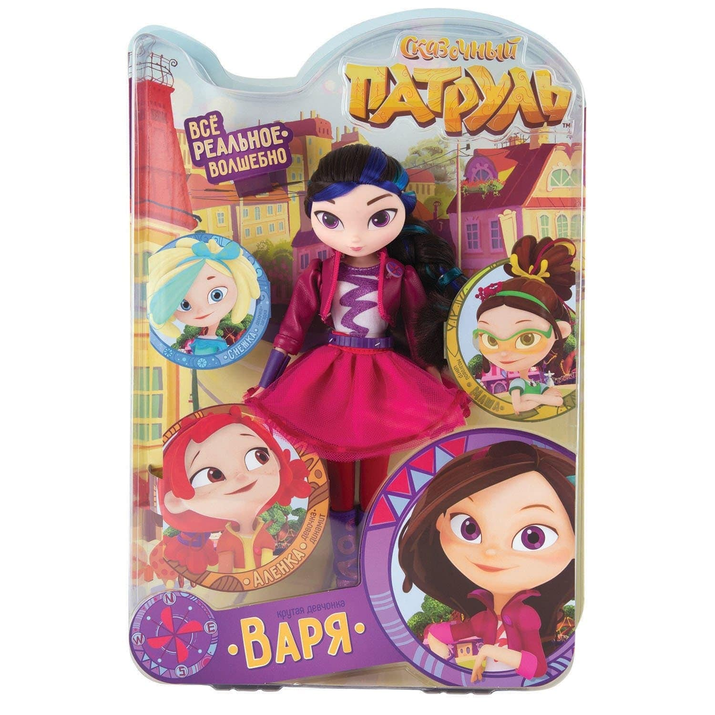 Упаковка с куклой Варей (Сказочный патруль) - фото