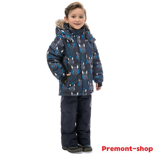 Комплект Premont Волки скалистых гор со скидкой 52% в интернет-магазине Premont-shop