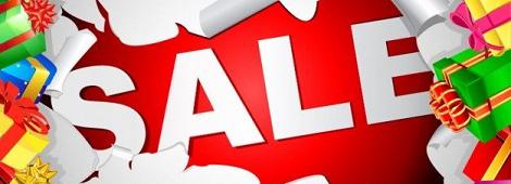 Распродажа товаров по специальным ценам