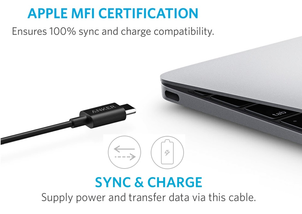 Anker PowerLine USB-C to USB 3.0