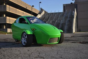 Супер автомобиль Микрокар «Elio»